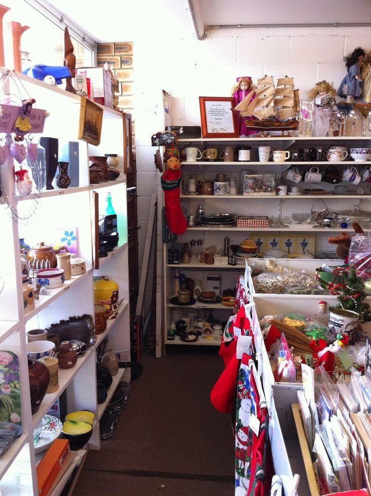 Surely Sarah: Op Shops of Brisbane - Footprints in Bracken Ridge