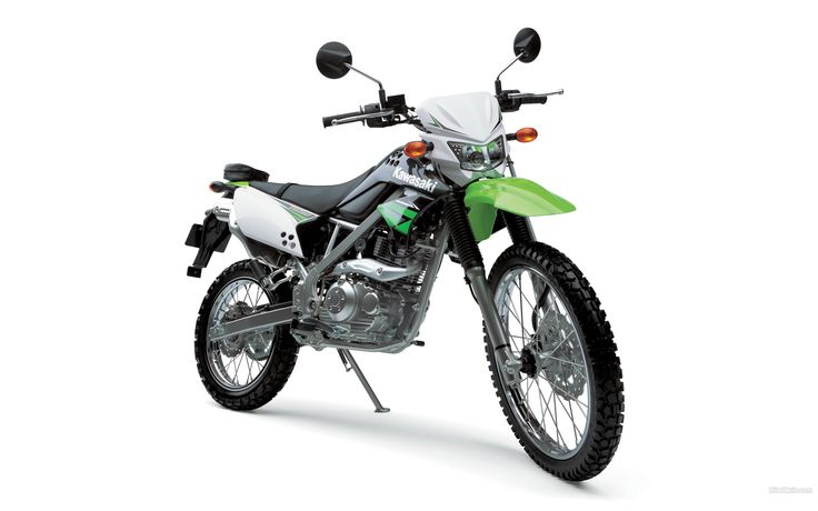 nice Kawasaki Klx 125 Background Image