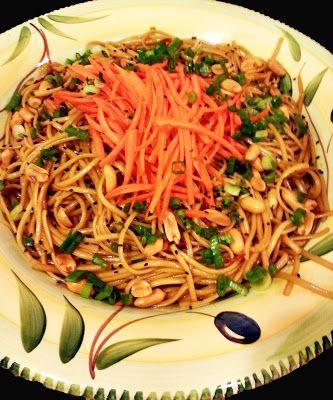 Spicy Thai Noodles - Cherry on my Sundae