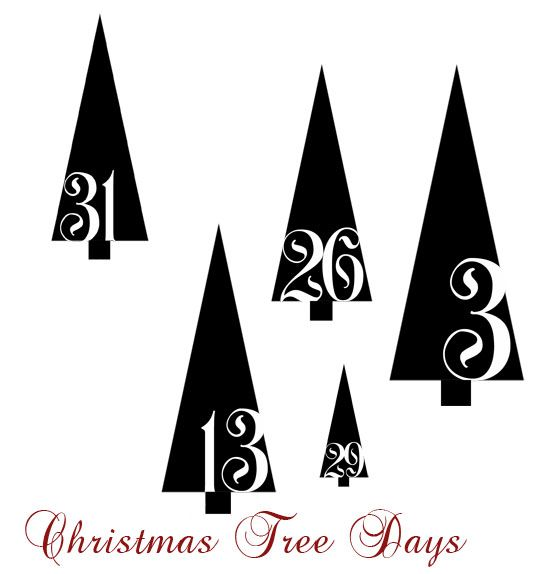 Tree Days....or maybe i like these better??!  lots of great downloads from her site!