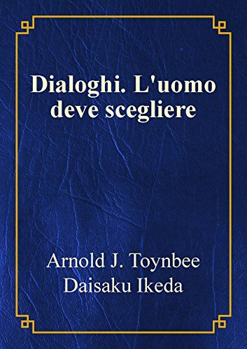Dialoghi Luomo deve scegliere Arnold J Toynbee Italian Edition ** Read more reviews of the product by visiting the link on the image.