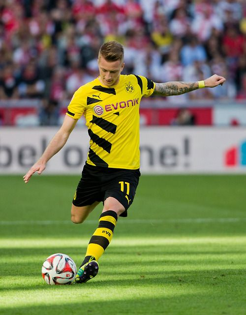 Marco Reus | Borussia Dortmund #soccer #football #BVB