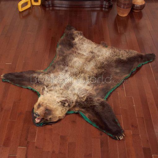 I want a bear rug with a head mount sooooo bad!! Whenu0027s bear season