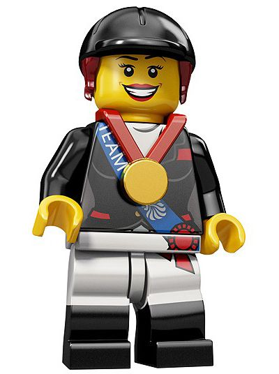 Horse Rider - Team GB Collectable