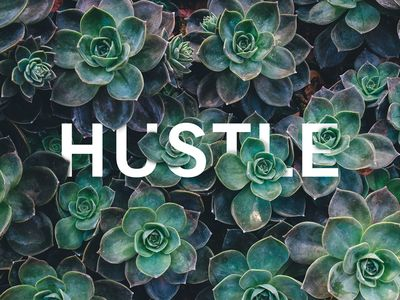 """Hustle"" by Aaron Jackson"