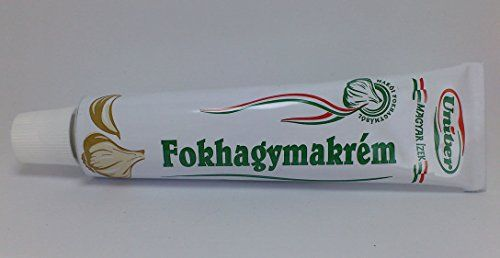 Garlic Cream - Hungarian Univer Fokhagymakrem paste 70g /... https://www.amazon.com/dp/B01N4C15DE/ref=cm_sw_r_pi_dp_x_AtOozb3CC2QVX
