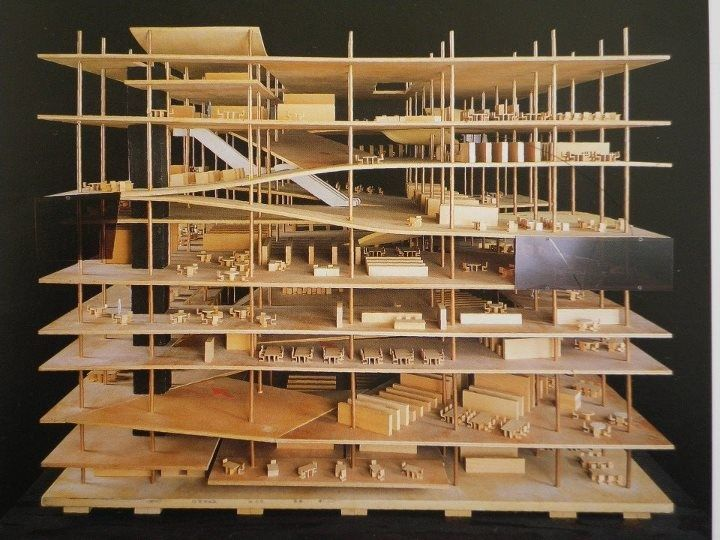 Top 25 ideas about oma on pinterest master plan engineering schools and moma - Bibliotheques ontwerp ...