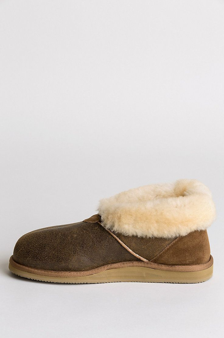 Sheepskin slippers, Sheepskin boots