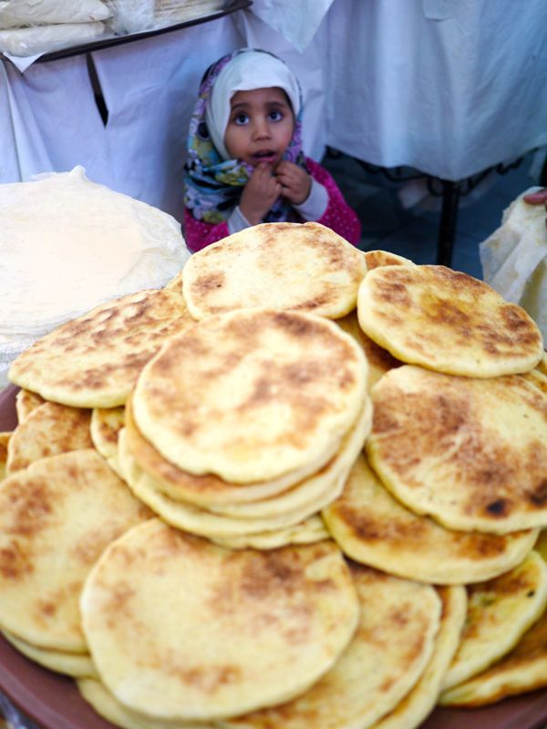 The Londoner: Rabat Souk