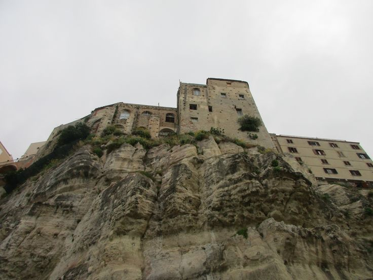 Tropea - město na skále - Kalábrie - Itálie