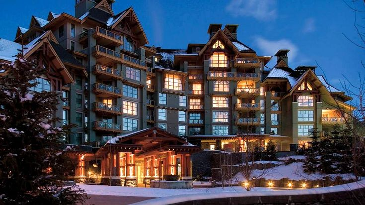 Four Seasons Resort Whistler - BC, Canada (13 hi-res pics, video, map, streetview, and reviews are available).