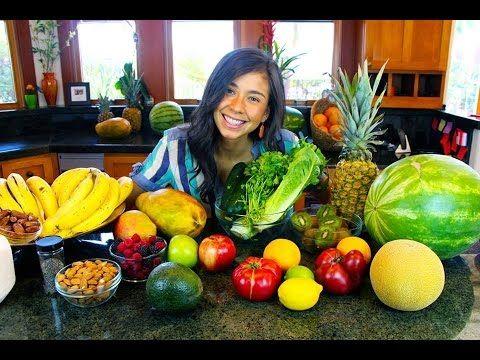 Como Combinar Frutas y Verduras! - YouTube