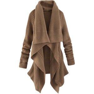Strickjacke $145 (sold out) Strickjacke von IHEART im Impressionen Online Shop. Von IHEART: eine tolle Strickjacke in Camel, oversized geschnitten und leicht