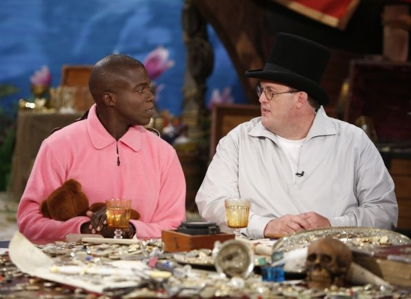 The Talk Photos: Reno Wilson and Billy Gardell on CBS.com