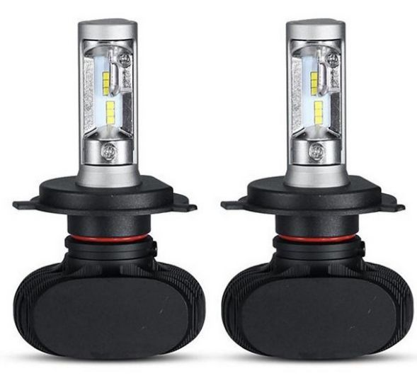S1 Led car headlights car headlamp  50W 9005 HB3 9006 H11 H4 H7 Led H1 Auto Phare De Voiture S1 N1 8000LM  Automobile lamp. Yesterday's price: US $15.20 (12.56 EUR). Today's price: US $15.20 (12.51 EUR). Discount: 15%.
