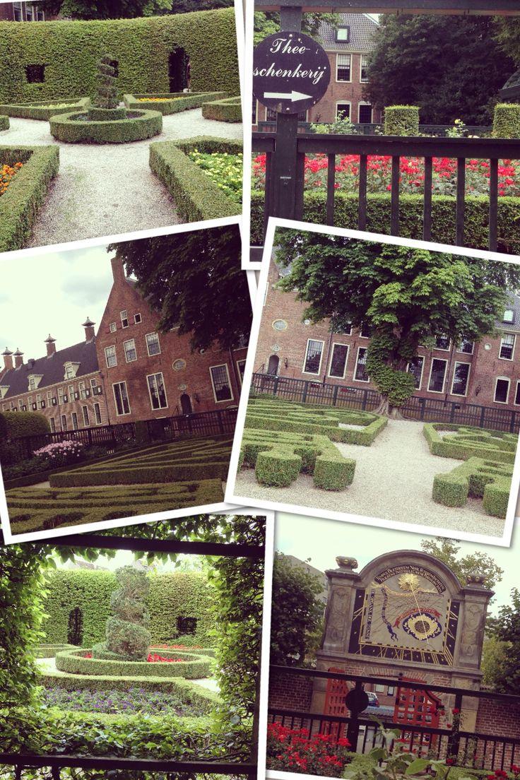 Groningen, 11082013. - Prinsentuin.