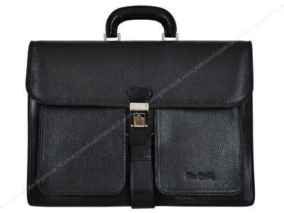 Kožená aktovka Pierre Cardin #pierrecardin #briefcase #leather #designer #mensfashion #fashion #mensbags