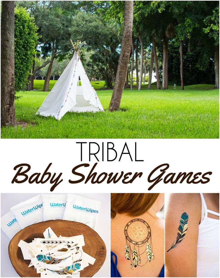 Essentially Erika » Blog Archive Tribal Theme Baby Shower Games & Favors…