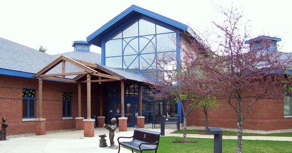 Marion, Iowa Public Library