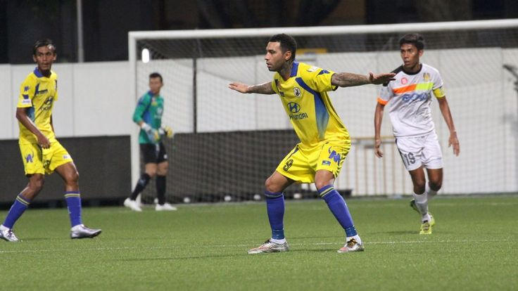Jermaine Pennant scores first goal for Tampines Rovers in Singapore - http://quickqualitypost.space/jermaine-pennant-scores-first-goal-for-tampines-rovers-in-singapore/