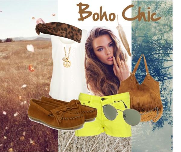 """Boho Chic"" by kmii-f on Polyvore"