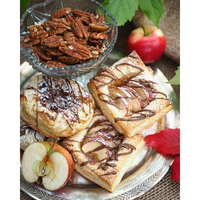 #leivojakoristele #omenajaluumuhaaste Kiitos @piparkakku_akka