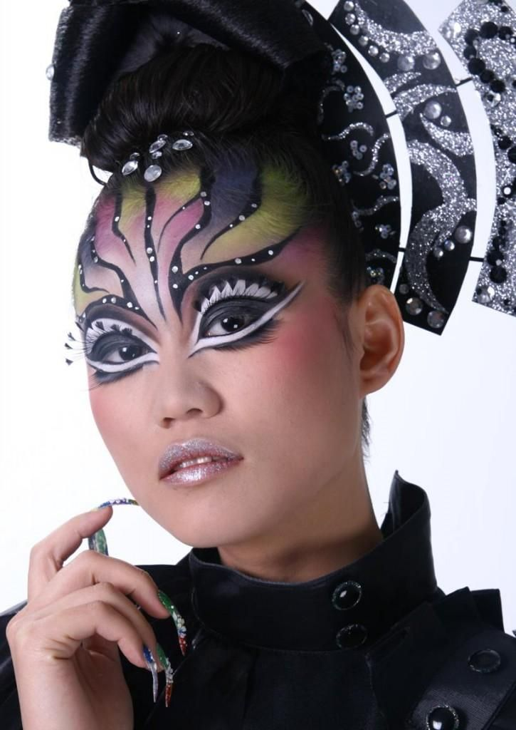 167 best Halloween makeup images on Pinterest | Halloween ideas ...