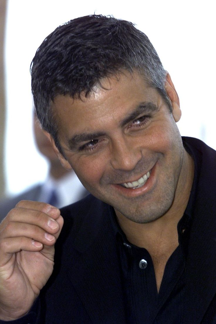 Astounding Best 25 George Clooney Haircut Ideas Only On Pinterest George Hairstyle Inspiration Daily Dogsangcom