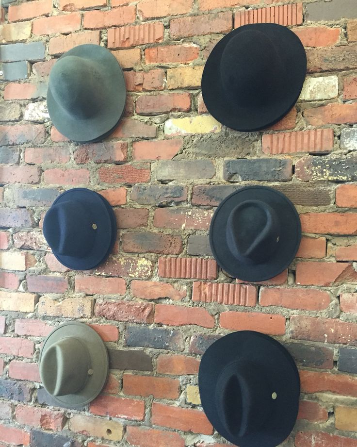 In store display of our hat collection from Simon and Mary. #lovewarrior #simonandmary #menswear #shoponline