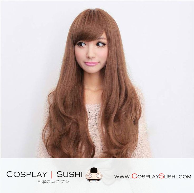 Grab our NEW Hee-Yung Hair Wig! SHOP NOW ► http://bit.ly/1WkfuLx Follow Cosplay Sushi for more cosplay ideas! #cosplaysushi #cosplay #anime #otaku #cool #cosplayer #cute #kawaii #wig #hair #hairstyle #fashion #design #style #new #heeyung
