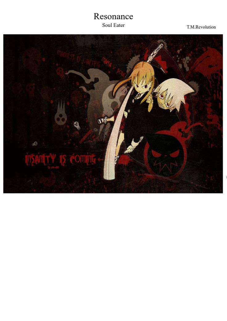 soul eater theme for - photo #42