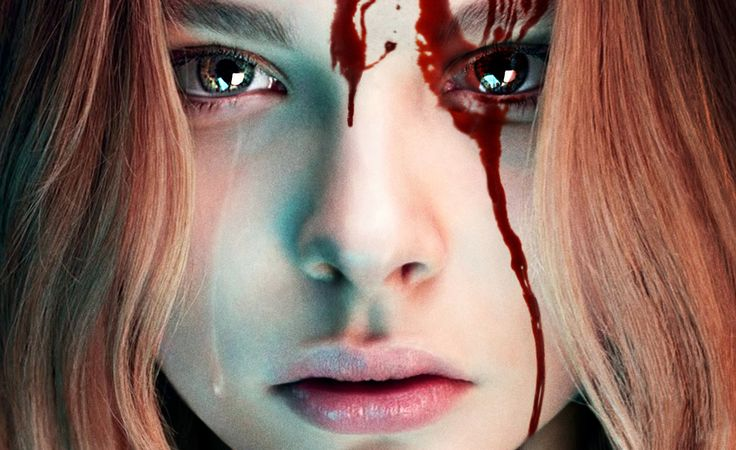 """Somehow I think this """"Carrie"""" is going to be scarier than the original."""