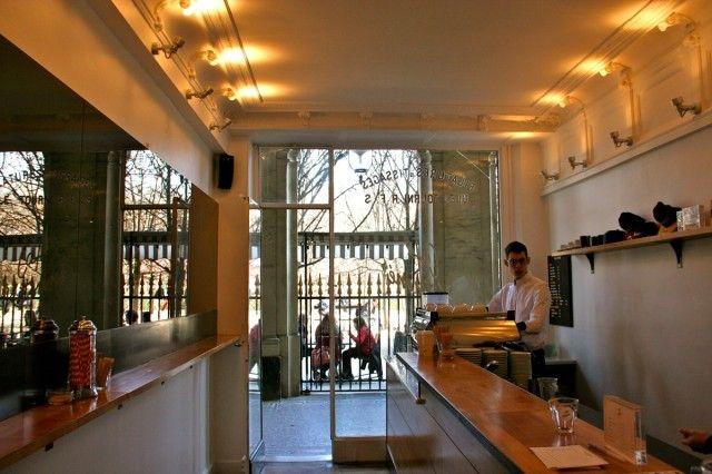 coffee shop maison kitsune