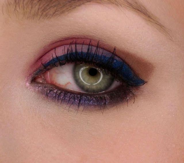JaŚniutka   makijaż, recenzje : Makijaż wieczorowy
