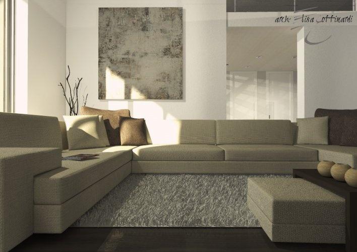 interior design by Elisa Coffinardi Architetto