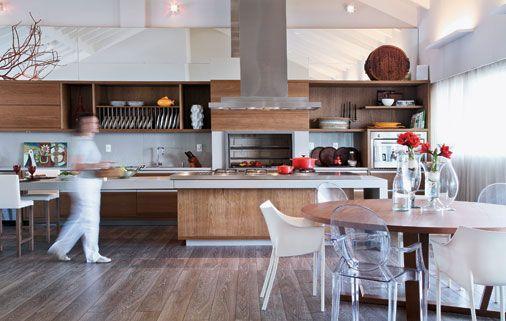Marchetti+Bonetti cozinha gourmet