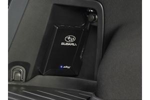 2014 #Subaru #Outback Mobile Internet. The Subaru Mobile Internet turns your Outback into a secure WiFi hotspot. Using 3G network infrastructure, unique technology manages data as you travel bewteen cell phone towers, keeping your passengers connected to the internet. MSRP: $399.00 #genuine #parts #accessories
