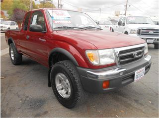1999 Toyota Tacoma for sale in Roseville CA 4TAWN72N0XZ412921
