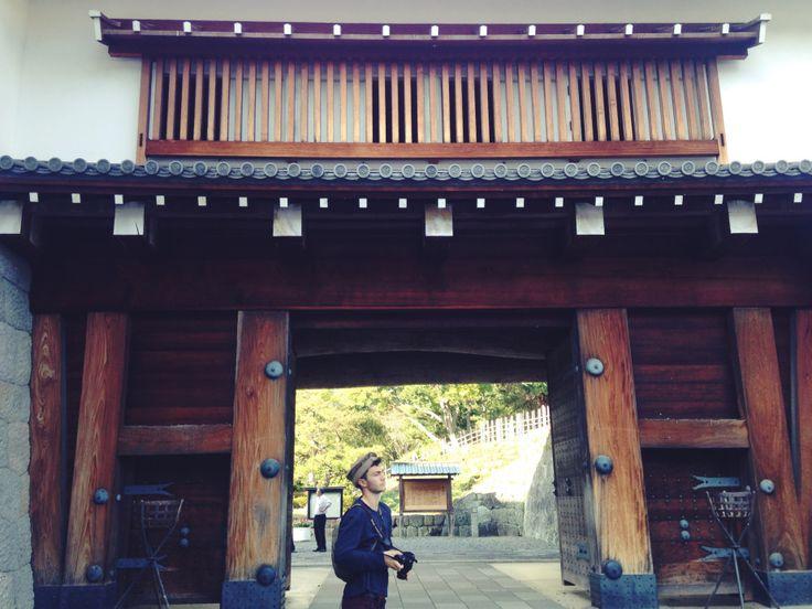 Andrew and Sibella's honeymoon – Japan
