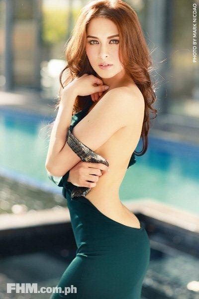 Many Marian rivera fhm cover