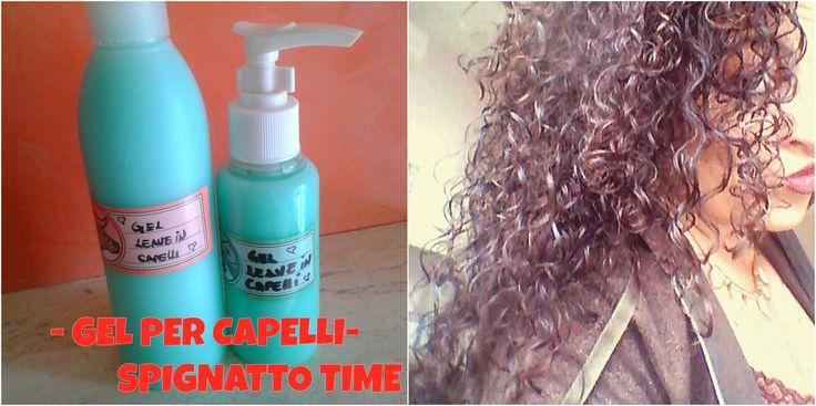 """Ricetta Cosmetica """"Gel per Capelli"""" #spignatto https://youtu.be/pZrK0yRq1qM"""