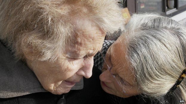 A G8 dementia summit report says, people living with dementia is set to treble by 2050.