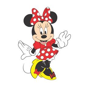 Vetor Minnie Mouse