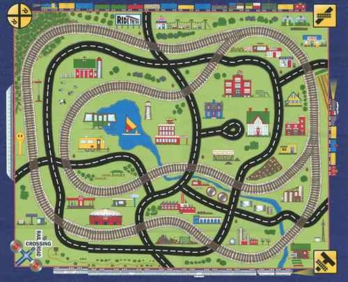 Fabric Roads For Toy Cars : Images about inspiration for floor car quilt on