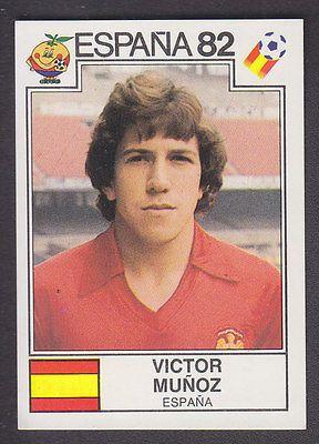 Panini - Espana 82 World Cup - # 300 Victor Munoz - Espana