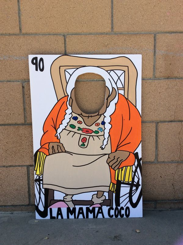 coco mama coco photo booth prop party decoration for Sale in