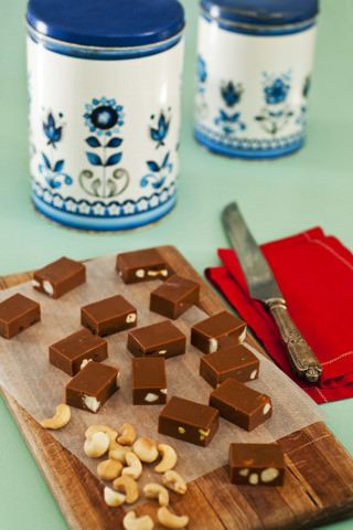 Mouthwatering Swiss Choc Caramels
