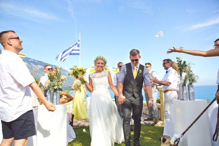wedding in kefalonia - Cleopatra's Weddings and event management @kefalonia @ wedding