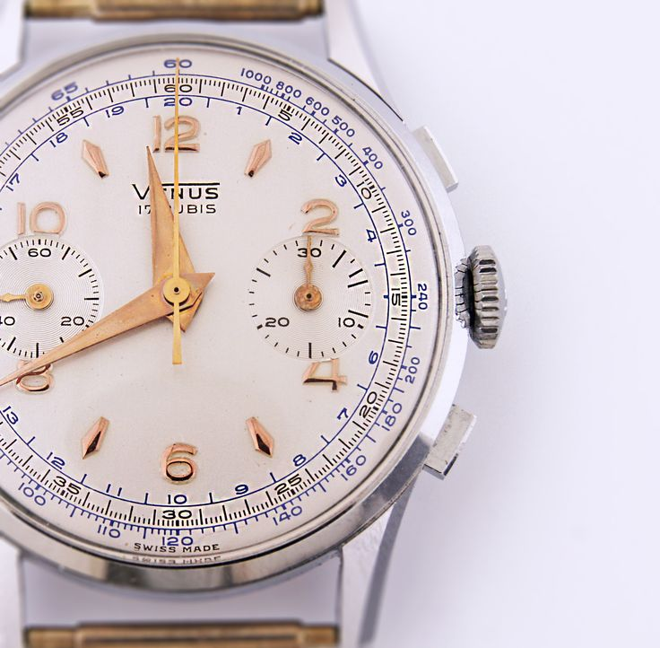 Venus Watch / swiss made #details #vintage  Old time classic #design #style