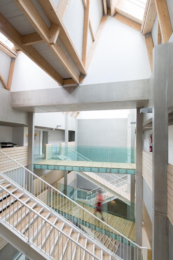 Marvelous City Council House By Guinée U0026 Potin Architectes   Quimper, France
